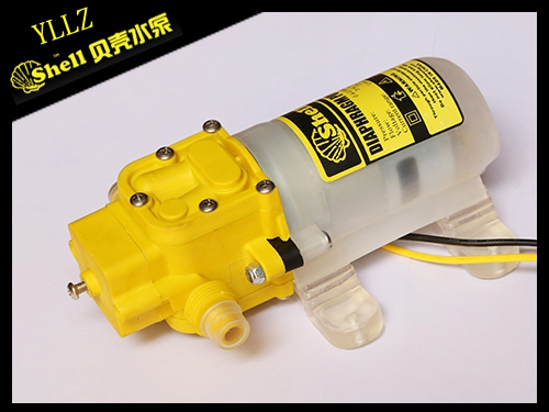 Yellow backflow double thread
